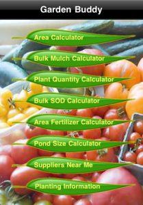 Garden Buddy app