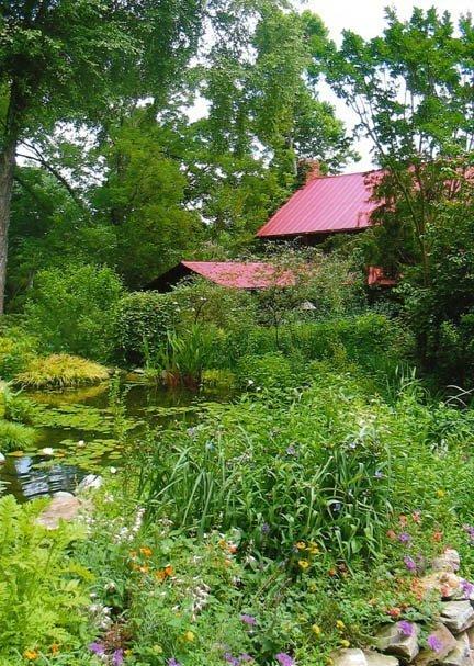 C.R.Keith Arboretum