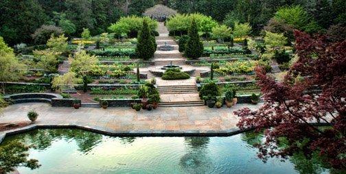 Beau Sarah P. Duke Garden, Durham, NC