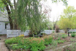 Historic Oak View kitchen Garden/by Historic Oak View Park