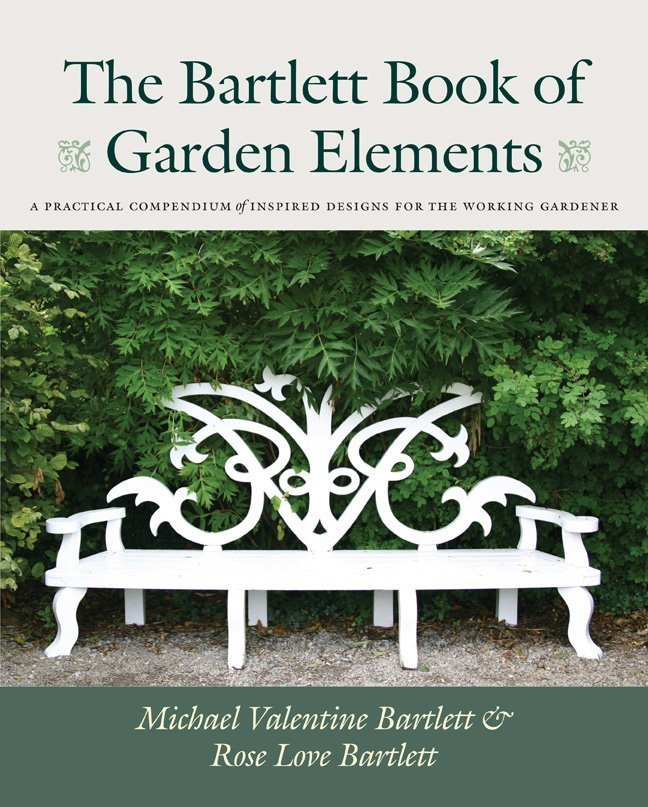 book cover Bartlett Book of Garden Elements