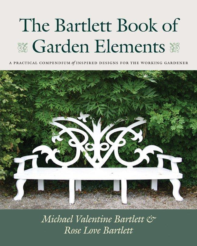 book cover Bartlett Book of Garden Elements