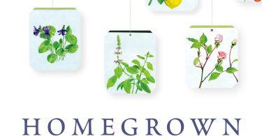 book cover Homegrown Tea