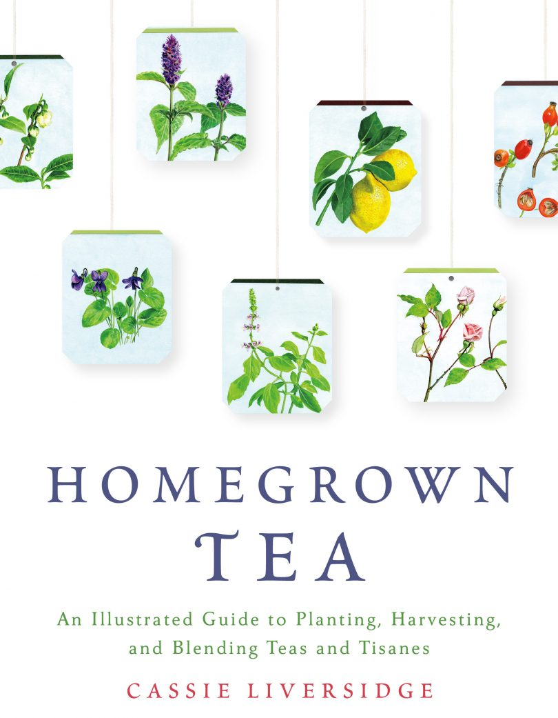 book cover Homegrown Tea