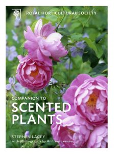 RHS Companion to Scented Plants - Cover