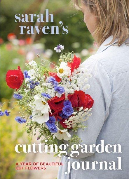 book cover Sarah Raven's Cutting Garden Journal