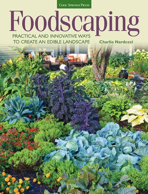 Book cover Foodscaping