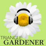 Triangle Gardener podcast logo