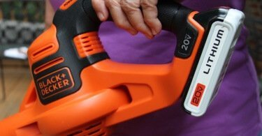 Black and Decker Battery Operated Power Gardening Tools