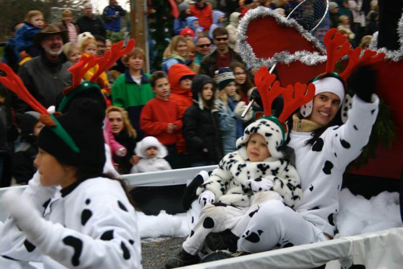 Blowing Rock Christmas Parade