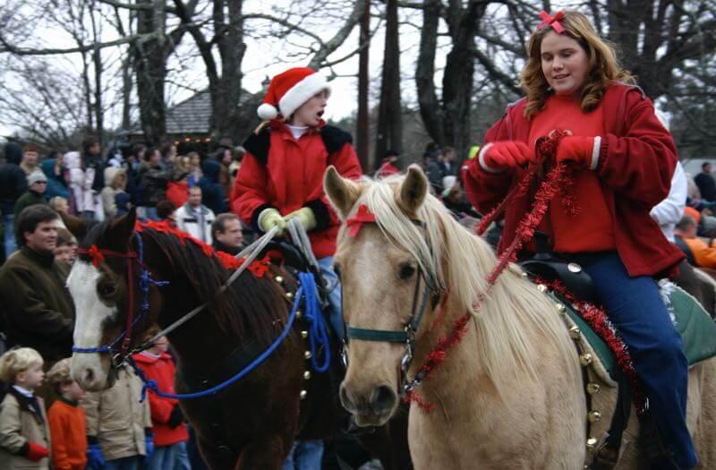Blowing Rock Christmas Parade