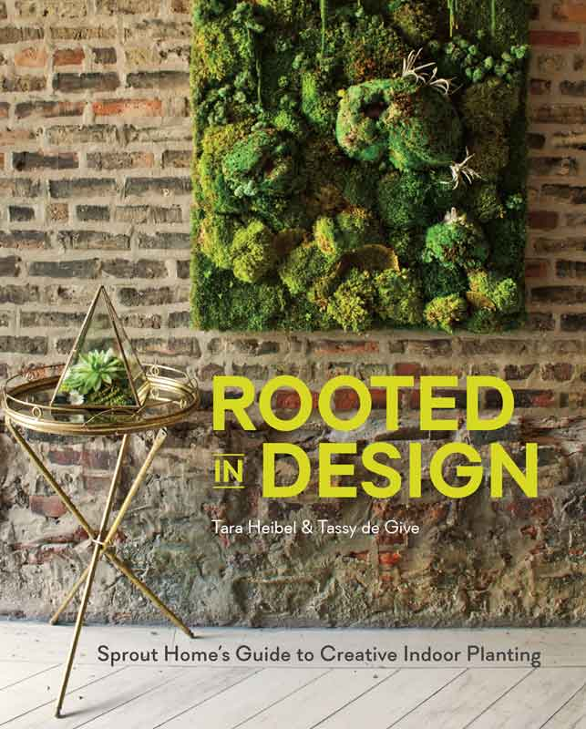 Rooted In Design by Tara Heibel and Tassy de Give
