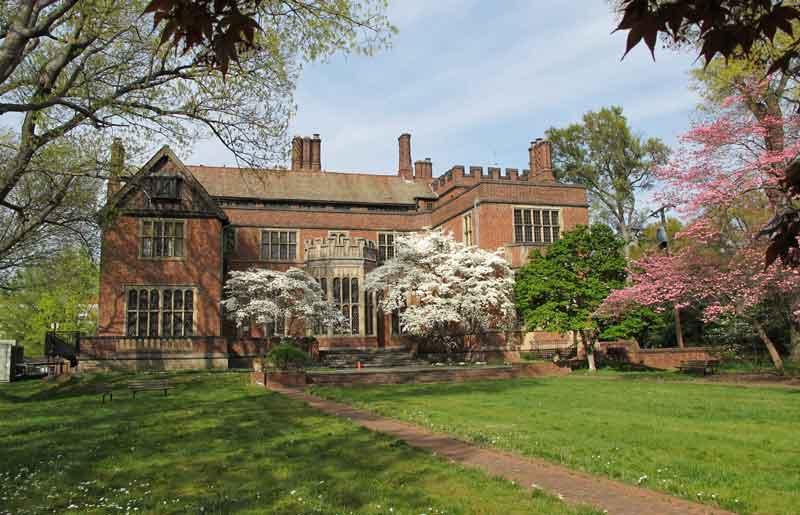 Branch Museum Garden