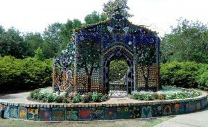 Airlie Gardens Bottle Chapel