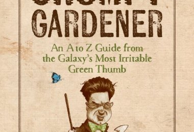 Grumpy Gardener book