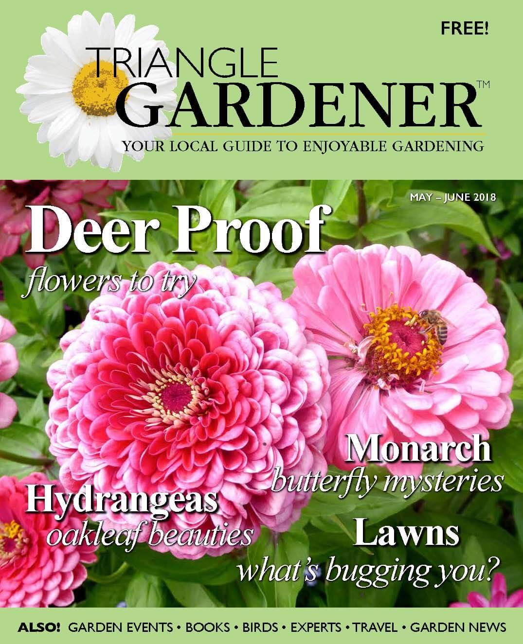gardener the pin gardening garden magazine homestead magazines