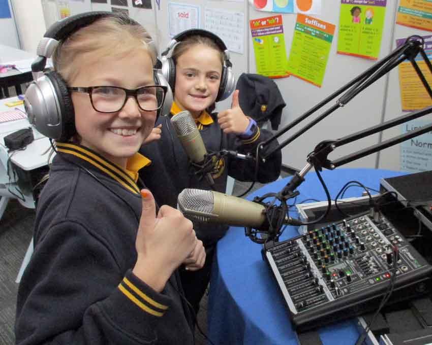 Australian podcasters