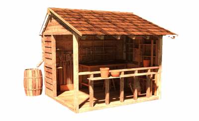 Essentials For The Perfect Gardening Shed | Triangle ...