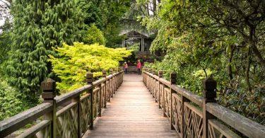 Crystal Springs Garden Oregon