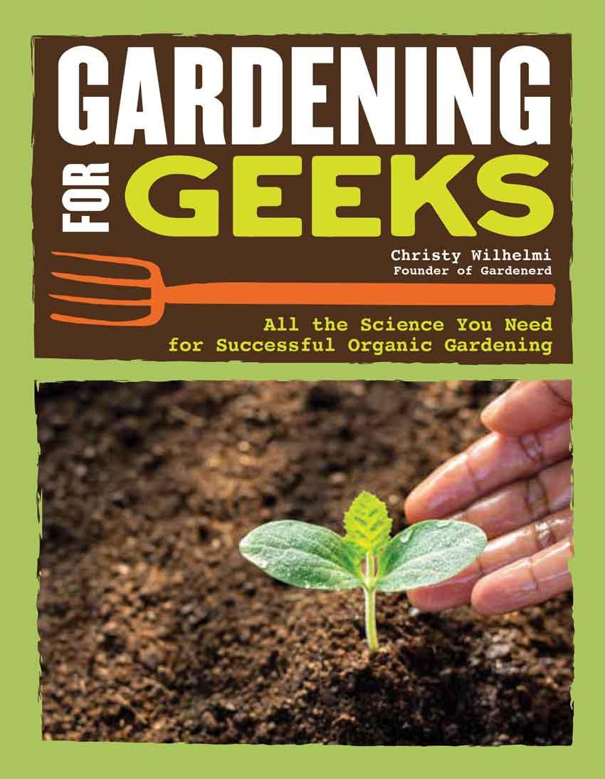 Gardening for Geeks book