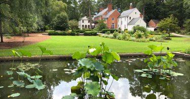 Weymouth Center Gardens