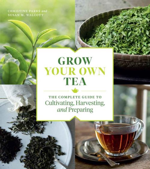 Book on how to Grow Your Own Tea