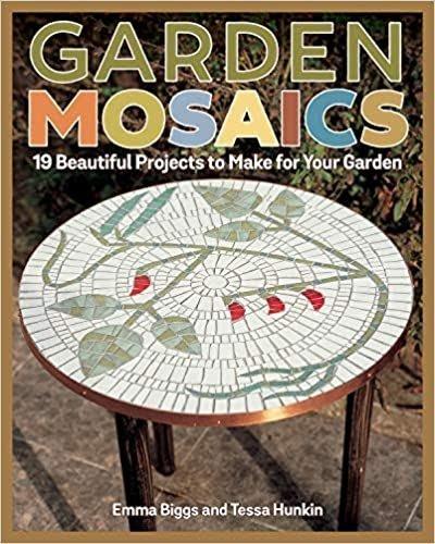 Book on Garden Mosaics